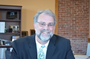 Mayor Alan Casavant (Sun Chronicle photo)
