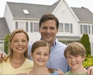 suburban-family